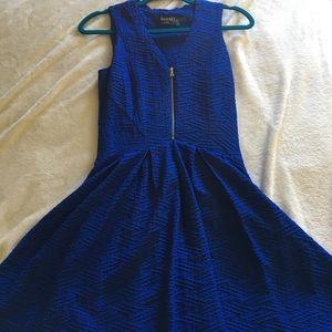 Royal blue Guess dress size 6
